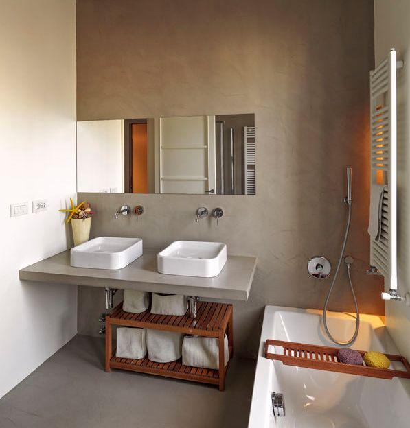 49591538 - foregorund of washbasin in a modern bathroom